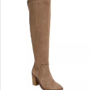 Vince Camuto Madolee Over the Knee boots SIZE 7